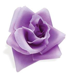 ROSE Fahrradlenker Blume purple