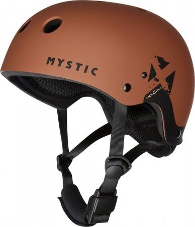 MK8 X Helm 2021 rusty red