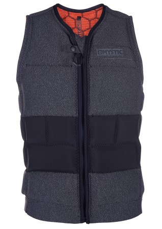 LEGEND IMPACT ZIP Vest 2019 black