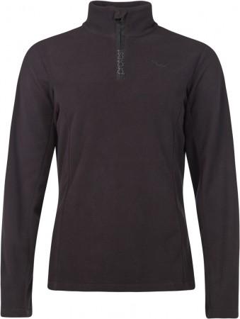 MUTEY 1/4 ZIP Fleece 2020 true black
