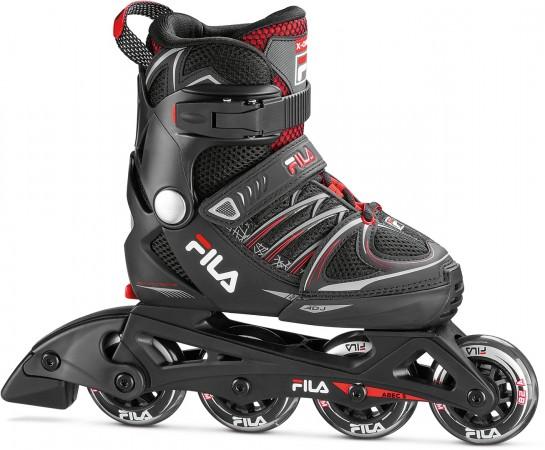 X-ONE Inline Skate 2021 black/red