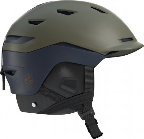 SIGHT Helm 2019 olive night/dress blue