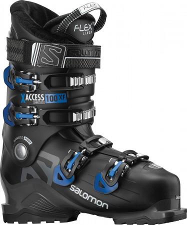 X ACCESS 100 XF Ski Boot 2019 black/anthracite/race blue