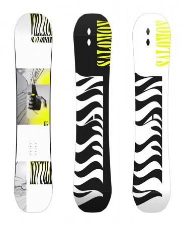 THE VILLAIN Snowboard 2020