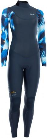 AMAZE AMP 5/4 BACK ZIP Full Suit 2021 blue capsule