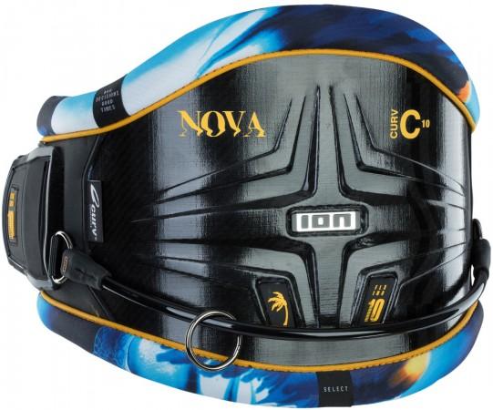 NOVA CURV 10 SELECT Trapez 2021 black capsule