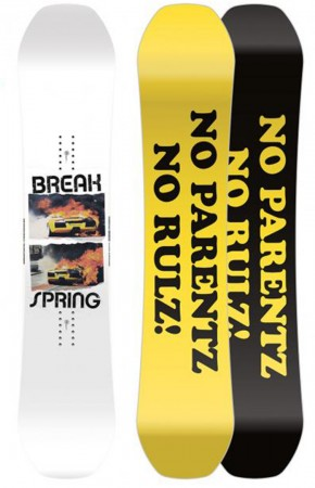 SB POWDER TWIN Snowboard 2022