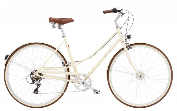 LOFT 7D EQ LADIES M Fahrrad cream