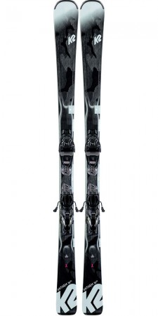 ANTHEM 74 Ski 2020 inkl. ER3 10 QUIKCLIK black sea foam