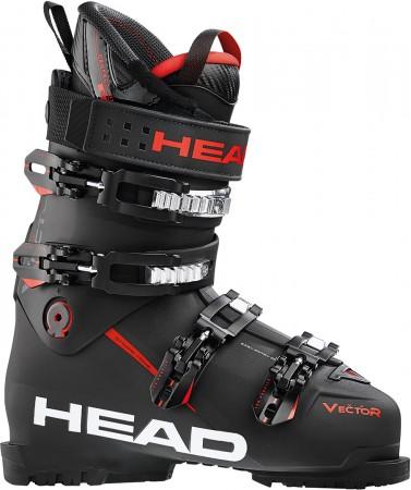 VECTOR EVO XP Ski Schuh 2019 black/red