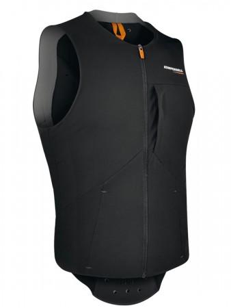 AIR Weste 2021 black/orange