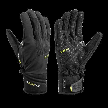 PROGRESSIVE 3 S Handschuh 2020 black/lime