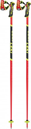 WCR SL 3D Ski Stöcke 2021 neon red/black/neon yellow