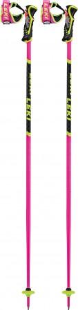 WCR TBS SL 3D Ski Stöcke 2021 neon pink/black/neon yellow