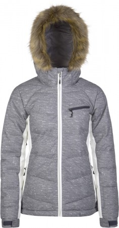 PEPPE Jacke 2019 dark grey melee