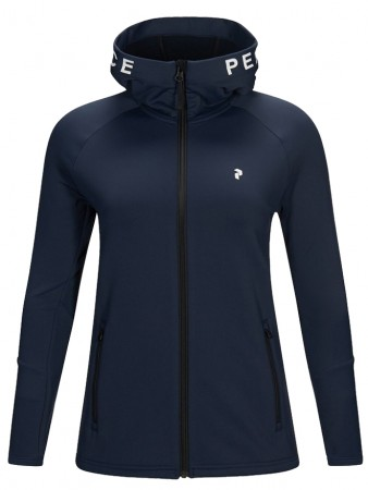 WOMAN RIDER Zip Hoodie 2020 blue shadow