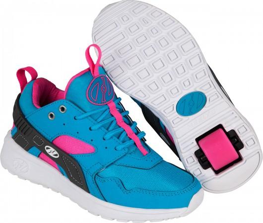 FORCE Schuh aqua/grey/pink
