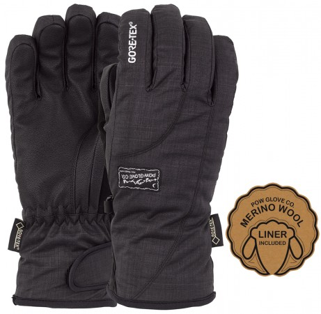 CRESCENT GTX SHORT Handschuh 2019 black