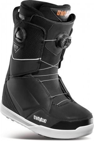 LASHED BOUBLE BOA Boot 2021 black