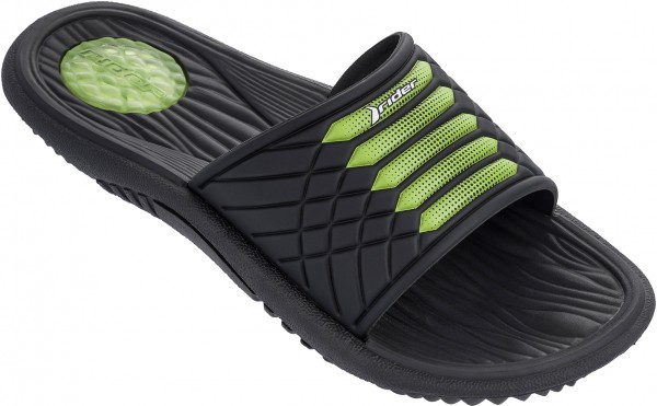 MONTANA VII Sandal 2018 black/green