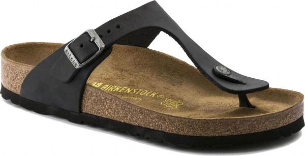 GIZEH FL Sandale 2021 black