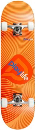 ILLUSION Skateboard 2021 orange