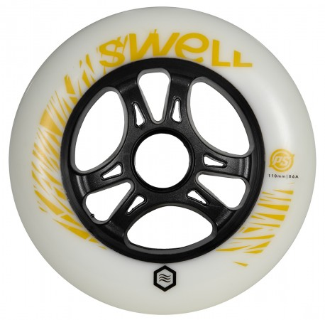 SWELL 110mm/86a Rolle 2021 atomic tangerine