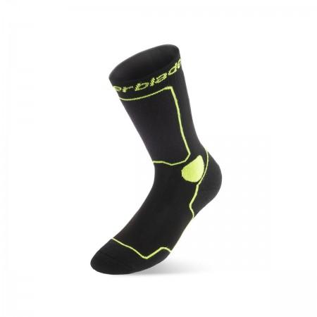 SKATE Socks 2019 black/green