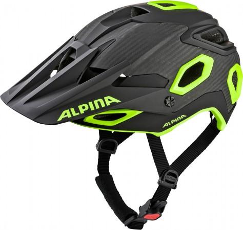 ROOTAGE Helm 2022 black neon/yellow