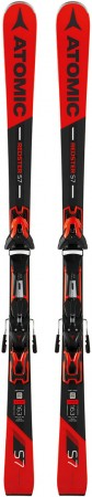 REDSTER S7 Ski 2019 incl. FT 12 GW black/red