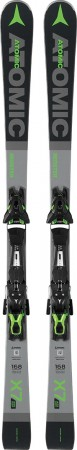 REDSTER X7 WB Ski 2020 incl. FT 12 GW black green
