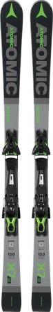 REDSTER X7 WB Ski 2020 inkl. FT 12 GW black/green