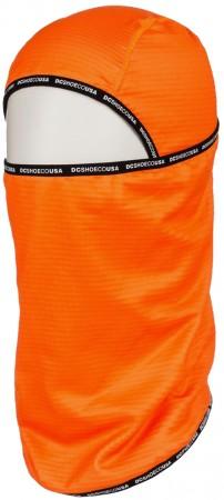 FELONY CLAVA Facemask 2021 shocking orange