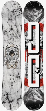 SPACE ECHO Snowboard 2020