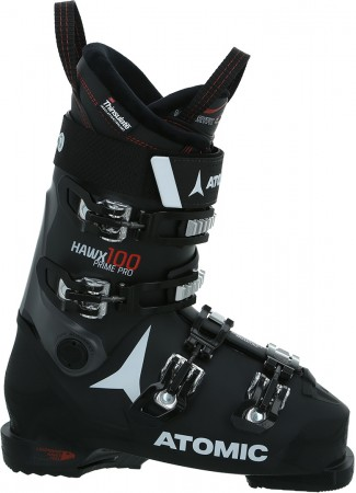 HAWX PRIME PRO 100 Ski Boot 2019 black/anthracite/red