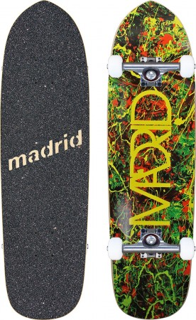 ALIEN ATTACK Skateboard