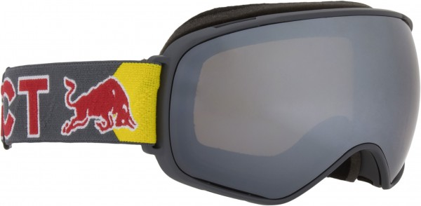 RED BULL ALLEY OOP Goggle 2020 dark grey/silver snow