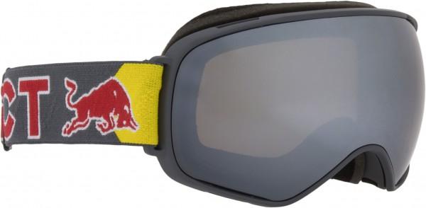 RED BULL ALLEY OOP Schneebrille 2020 dark grey/silver snow