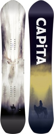 THE EQUALIZER Snowboard 2021