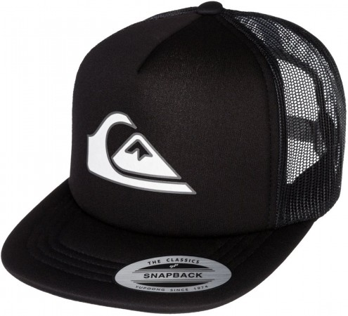 2806ea8f35e33f low price mens stale trucker cap aqyha03724 quiksilver 8fa5d 95f16; where  can i buy snapper boys trucker cap black 3053c e4f0c