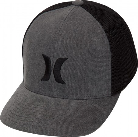ICON TEXTURES Cap 2020 black