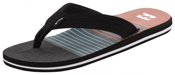 ETERNAL PRINT Sandale 2020 black
