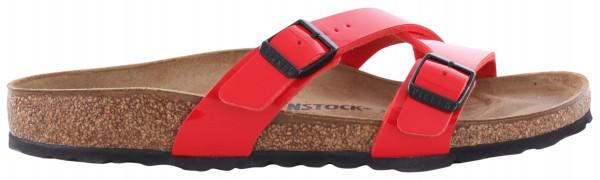 YAO BALANCE SLIM Sandal 2019 patent cherry