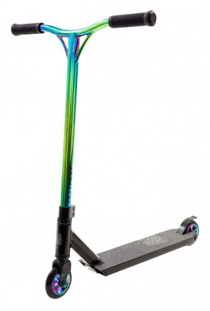 OUTRUN FX Scooter Ltd. neo chrome