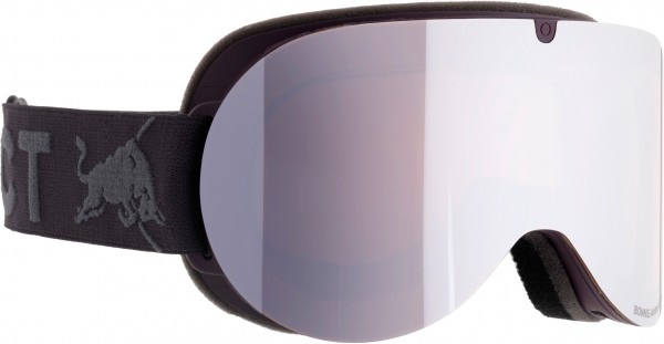 RED BULL BONNIE Goggle 2020 dark violet/amber snow