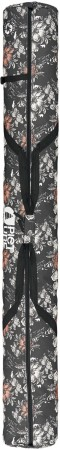 SKI BAG Skitasche 2021 peonies black