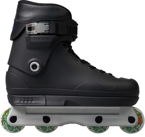 909 BRUNCH Inline Skate black