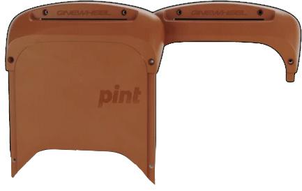 PINT BUMPER leather