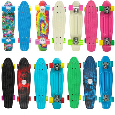 Boards Choke Playlife Cruiser Komplett Set