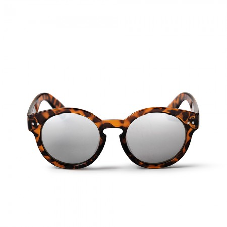 BURN Sonnenbrille 2018 turtle brown/silver mirror